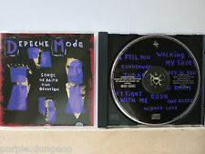 Depeche MODE-Songs of faith and devotion Intercord CD INT 846.888