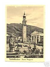 VALDOBBIADENE PIAZZA MAGGIORE (TREVISO) 1939