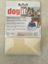 Dogit Replacement Foam Insert for Fresh & Clear Drinking Water Fountain for L...
