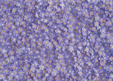 FORGET-ME-NOT gift-wrap - 2 sheets of 70x50cm quality, eco-friendly wrap