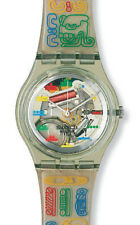 "SWATCH SPECIAL LIMITED EDITION "" MYSTERY OF THE WORLD – MIXBA """