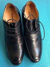 "Height Elevator CHAMARIPA Shoes X71H02  4"" Heel Black Size 10.5 EU 43"