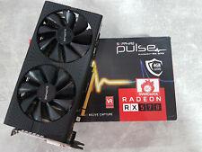 SAPPHIRE AMD Radeon RX 570 4GB GDDR5 Graphic Card (112666720G)