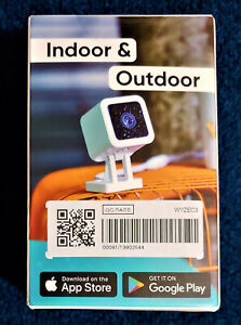 WYZE CAM V.3 1080p HD Indoor/Outdoor Camera w/Color Night Viewing & 2-Way Audio