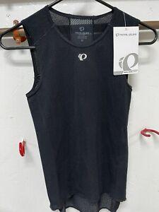 Pearl iZUMi Womens Transfer Cycling Short Sleeve Base Layer Black Sz XS NWT