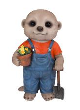 Vivid Arts - PET PALS BABY MEERKAT - Gardener
