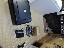 SNK NEO GEO CD Front Loading Console System Boxed Tested Work