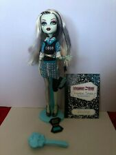 Monster High Frankie Stein School's out doll with accessories