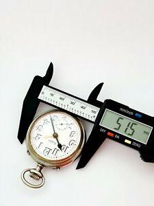 Alarm pocket watch