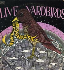 """YARDBIRDS """"LIVE FEAT. JIMMY PAGE"""" ORIG US 1971 VG++/EX"""