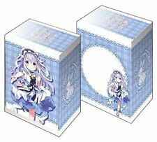 Is The Order A Rabbit Chino Character Card Game Deck Box Case Holder Anime V302
