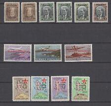 Turkey 3 MNH sets 1939, 1951, 1962