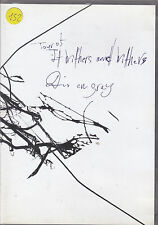DIR EN GREY - it withers and withers DVD
