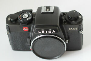 Leica R4s Body, schwarz