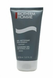 BIOTHERM HOMME TONING CLEANSING GEL - MEN'S FOR HIM. NEW. FREE SHIPPING