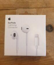 Apple Earpods Auriculares Conector Lightening Nuevo Y En Caja