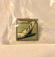 Pin's Boeing 777 B777