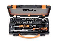 Beta Tools 900/C24 30Pc 1/4 Socket & Bit Set Assortment In Case