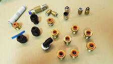 Lot pneumatique de matériel de qualité , légèrement usagé ou neuf. De marque