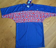 Viga Cycling Running Shirt Top Jersey Union Jack UK Small Olympics (23)