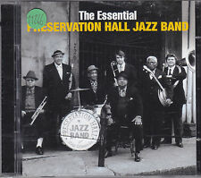 PRESERVATION HALL JAZZ BAND - the essential CD