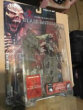 SKULL HEAD VARIANT McFarlane Blair Witch Project Movie Maniacs 4 action figure