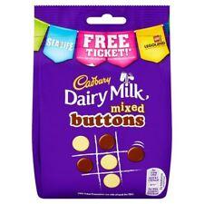 Cadbury Mixed Buttons - 115g (0.25lbs)