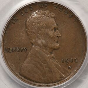 1916-S Lincoln Cent PCGS XF-45 (Many more at RRC!)