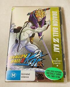 Dragon Ball Z Kai Collection 5 DVD Anime Region 4 - Episodes 53-65 + Free Post