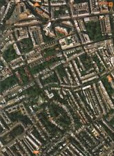 SOUTH KENSINGTON SW10 SW5 SW7. Earls Court The Boltons Brompton Rd 2000 map