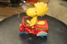 Vintage motorcycle toy,Woodstock,Peanuts Gang,toy's,friction drive