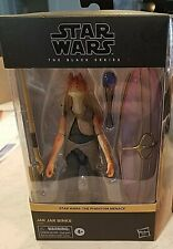 Hasbro Star Wars The Black Series Jar Jar Binks 6 inch Action Figure, New Sealed