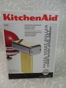 KitchenAid Accessories Pasta Sheet Roller and Cutter Set BNIB