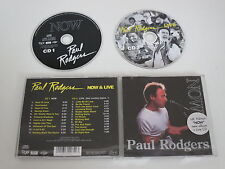 Paul Rodgers/Now & live (The Loreley nastri...) (SPV 087-44642 docd) 2xcd album