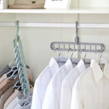 Amazing Clothes hanger organizer