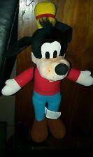 "Goofy plush 14"" walt disneys stuffed animal plushie toy doll kids childrens cool"