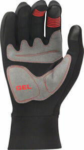 Bellwether Climate Control Gloves - Black, Full Finger, Small