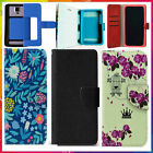 Universal Mobile Phone case cover For EE Hawk Mobile - PU leather Ms