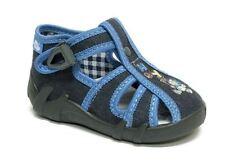 Pour Bébé Garçons Toile Chaussures Enfants Sandales-Spaceman (UK 8/Eu 25)