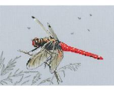 RTO Counted Cross Stitch Kit - The Dragonfly