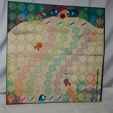Little Dory Goes Home Game Board #40701 Replacement Part - VGC - Free Shipping