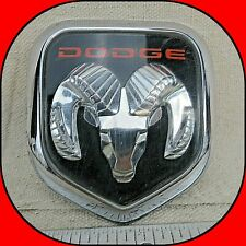 DODGE RAM Dakota OEM Emblem Durango Mopar Hood Ornament Badge Decal 55076512