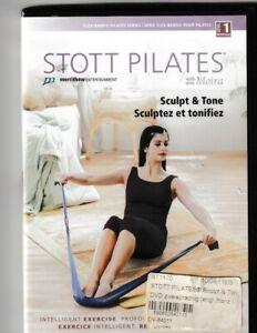 Stott Pilates Sculpt & Tone Sculptez et tonifiez DVD in Englischer & Französisch