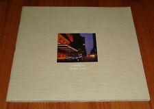Original 1998 Lincoln Town Car Deluxe Sales Brochure