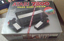 Atari 7800 Console BOX and STYROFOAM ONLY - No System Included! FREEE SHIPPING!