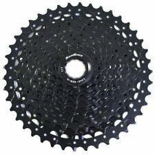 Fast Shipping SunRace CSMS3 Wide Ratio Cassette 11-42T , 10 Speed , Black
