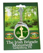 American Civil War Union Irish Brigade Gettysburg National Park Collectors Coin