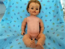 "Baby Doll Ideal Toy Corp. 1950's/60's or early 1960's 22"" L Very Life like Great"