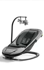 Baby Jogger City Sway 2-in-1 Infant Compact Folding Rocker & Bouncer Graphite