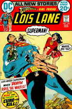 Superman's Girl Friend Lois Lane #125 VF; DC | save on shipping - details inside